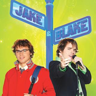 Benjamín Rojas en Jake & Blake