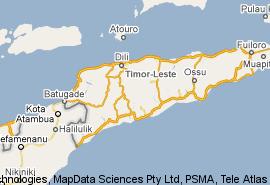 Timor Oriental graba primera telenovela local