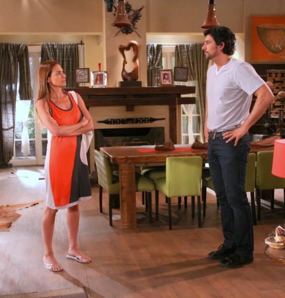 Lautaro y Morena, sentimientos enfrentados en Herencia de Amor