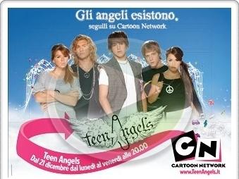 Casi Ángeles - se estrenó en Italia