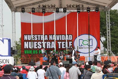 Nuestra Navidad, Nuestra Tele, vamos por Ti colombia
