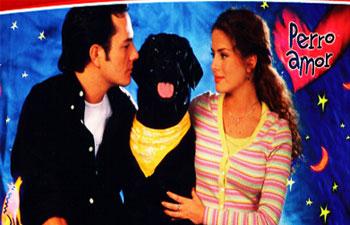 Rezultat iskanja slik za perro amor telenovela danna garcia