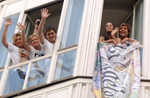 """""""Casi Ángeles"""" comienza su rutina de la cuarta temporada"""