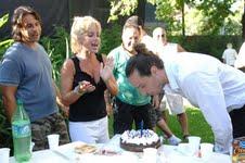 El cumpleaños de Gonzalo Valenzuela