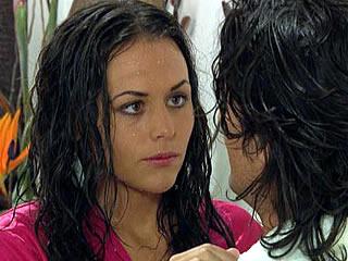 """Estrellita y Víctor Manuel en """"Mar de Amor·"""