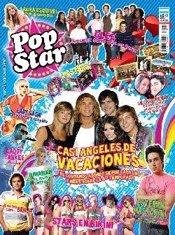Teen Angels en revista Pop Star