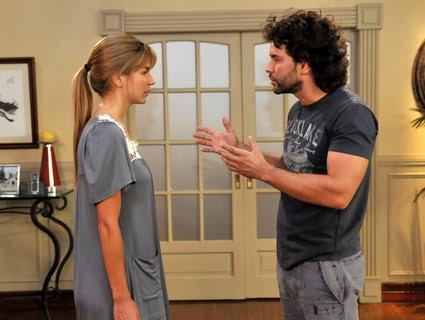 Valientes - Isabel decide terminar su relación