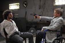 """Laureano, a punto de matar a Segundo  en """"Valientes"""""""