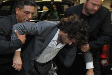 """Laureano impide el casamiento de Segundo e Isabel en """"Valientes"""""""