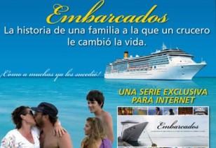 """Comienzan grabaciones 2º Temporada de """"Embarcados"""""""
