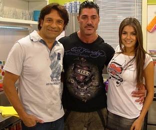 "Ricardo Fort visitó a  ""Consentidos"""