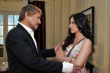 """Alma se enfrenta a su padre en """"Valientes"""""""