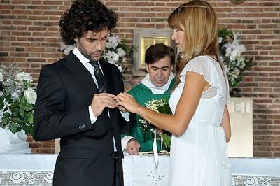 """Segundo e Isabel se casan en """"Valientes"""""""