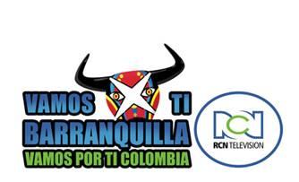Vamos por Tí Barranquilla, vamos por tí Colombia