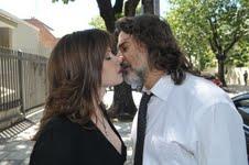"""Rodolfo y Rocío a punto de besarse en""""Alguien que me quiera"""""""