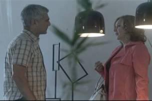 """Paz vuelve a ver un viejo amor en """"Amor en custodia"""""""