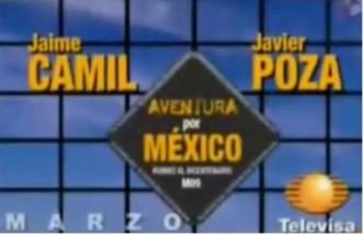 Aventura por México