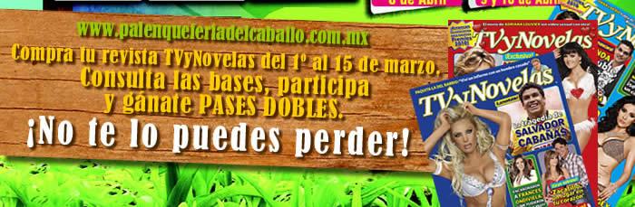 TVyNovelas te invita al mejor palenque de México