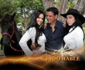"""""""Alma indomable"""" éxito de Venevision"""