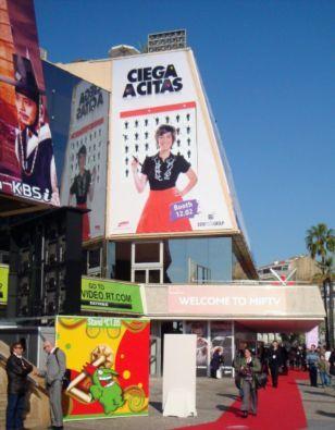 """Ciega a citas"" en Cannes"