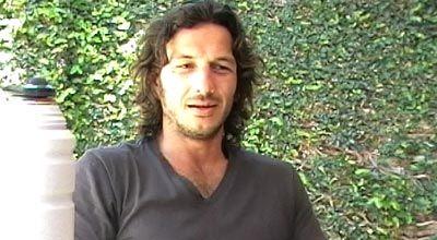 "Federico Amador en ""Secretos de amor"""