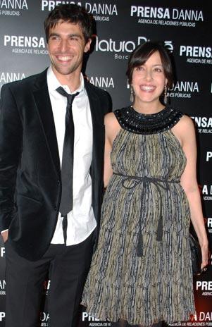 Osvaldo de León y Cecilia Suárez