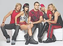 Los Teen Angels llegan a Caracas