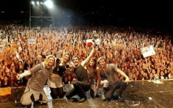 Los Teen Angels llenaron el Jockey Club