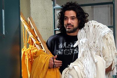 """Luciano Castro en """"Ciega a citas"""""""