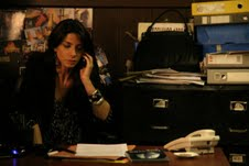 """Horas críticas para Laura en """"Botineras"""""""