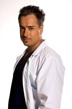 Un médico seductor llega al Hospital Santa María