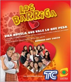 """""""Los Barriga"""" en Latinoamérica"""