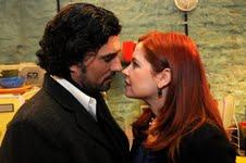 """Rocío y Lucas, muy cerca de besarse en """"Alguien que me quiera"""""""