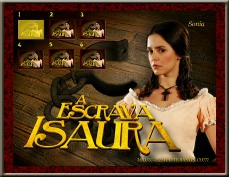 """""""La esclava Isaura"""" por Tves"""