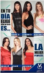 """""""La mujer perfecta"""" presenta su elenco"""