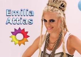 Emilia Attías vuelve