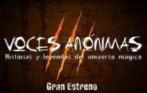 """""""Voces Anónimas"""" se estrenó en EE.UU"""