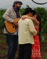 """Juan Luis Guerra en """"Cuando me enamoro"""""""