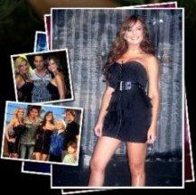 Marjorie De Sousa en el Show de Cristina