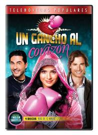Un gancho al corazón en DVD
