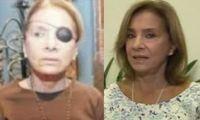 "Gracia recupera la vista en ""Malparida"""