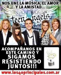 """""""Los Teen Angels"""" otra vez nominados"""