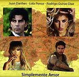 """""""Simplemente amor"""" nueva telenovela"""