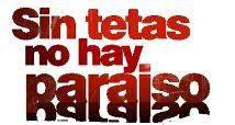 """""""Sin tetas no hay paraíso"""" a la italiana"""