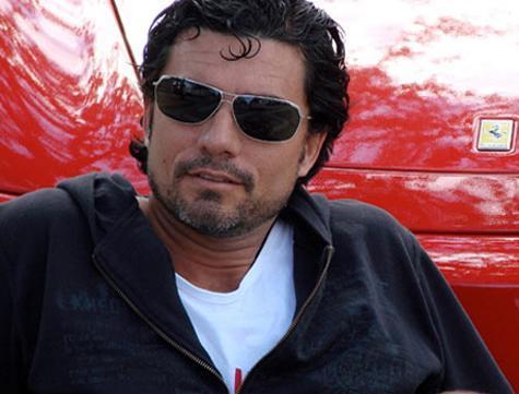 "Diego Olivera en ""Triunfo del amor"""
