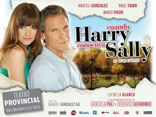 """Raúl Taibo en """"Cuando Harry conoció a Sally"""""""