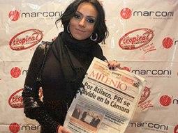 Ivonne Montero presentará nuevo disco