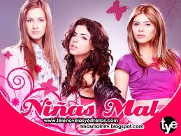 "MTV celebró el éxito de su telenovela ""Niñas mal"""