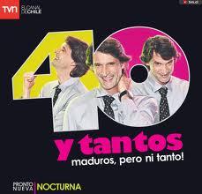 """""""40 y tantos"""" de TVN mantiene el liderazgo"""