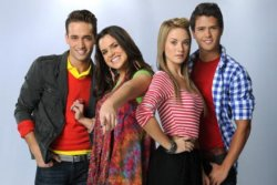 "Actores colombianos en ""Grachi"""